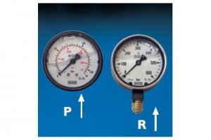 MANOMETRI - Pressure Gauges
