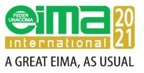 Interpump partecipa alla fiera Eima (Bologna Italy) settore macchine agricole