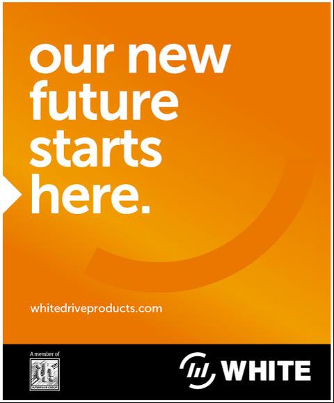 Il nostro benvenuto a White Drive, ora parte di Interpump Group